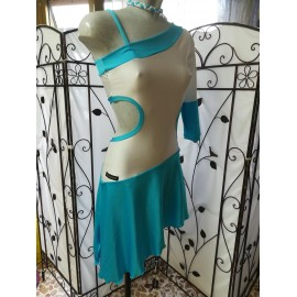 DRESS TRECCIA