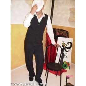 Abito da tango per uomo - Abito Rodriguez