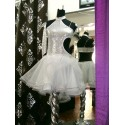 DRESS MAMBO WHITE
