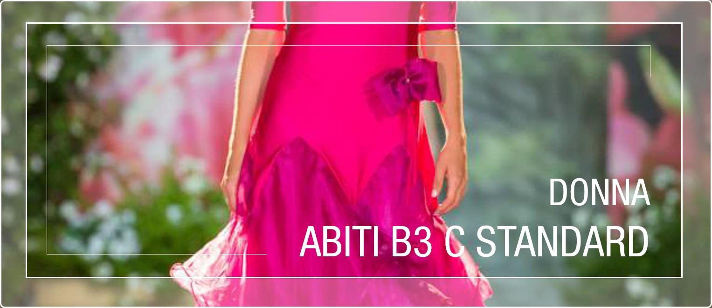 Donna Abiti standard B3C