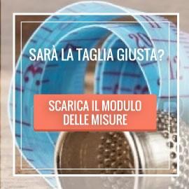Banner Misure sinistra